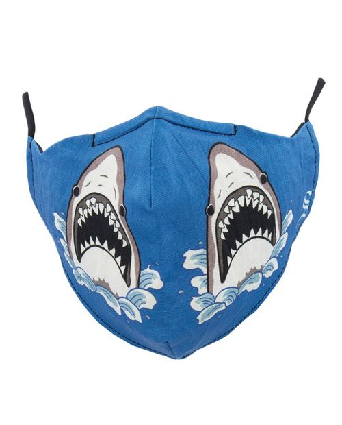 Shark Attack Facemask