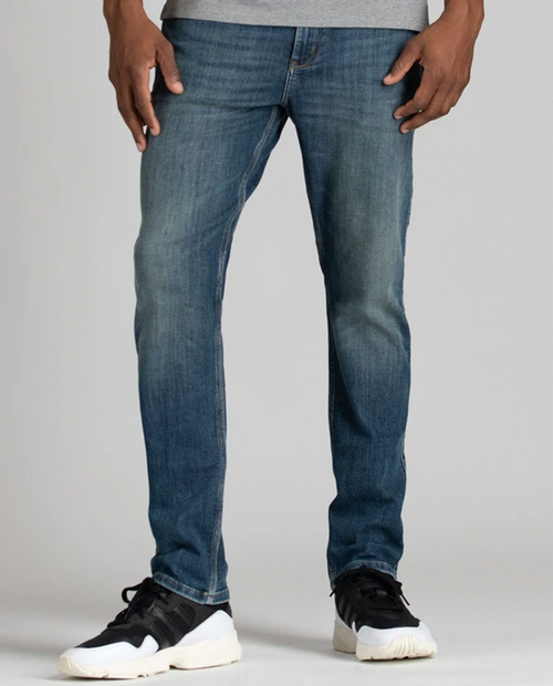 Mens Performance Denim Relaxed Taper - Galactic