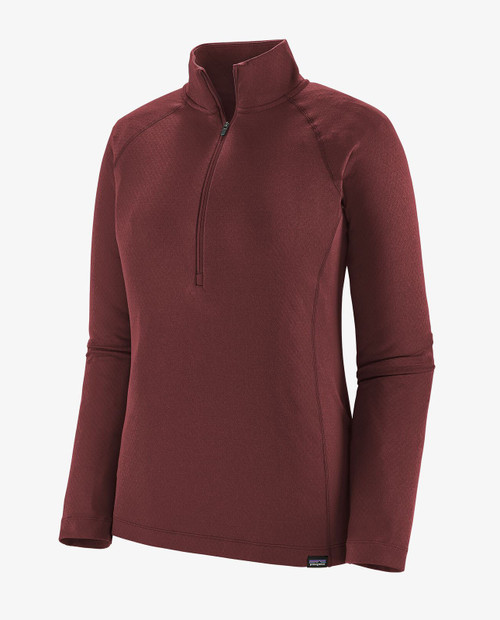 PATAGONIA Womens Cap Zip Neck