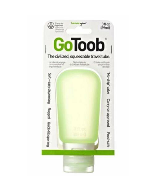 HUMANGEAR Gotoob 3 oz Lime Green