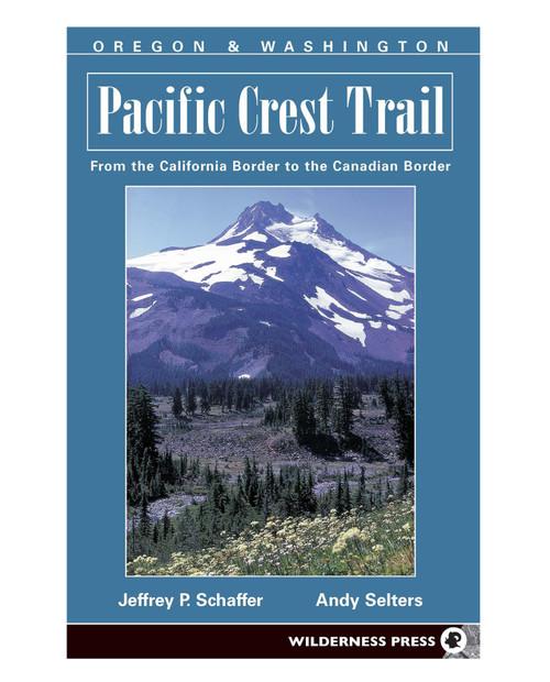 MENASHA RIDGE PRESS Pacific Crest Trail Oregon Washington