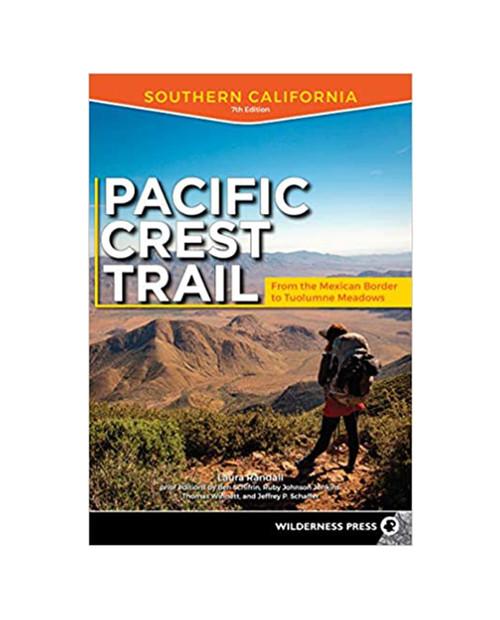 MENASHA RIDGE PRESS Pacific Crest Trail Southern California