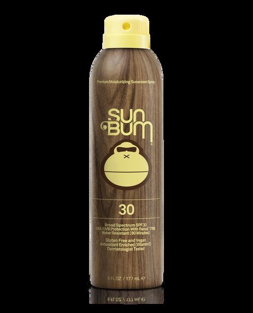 SPF 30+ Sunscreen Spray (6 oz)
