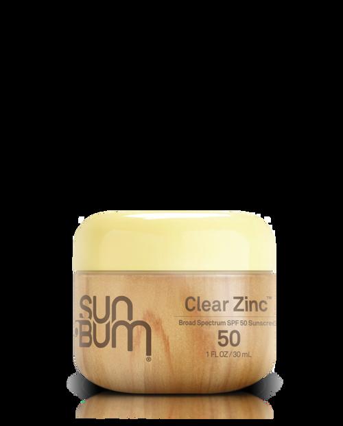 SUN BUM SPF 50+ Zinc Oxide (1.0 oz)