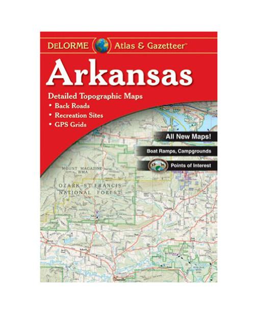 DELORME MAPPING Arkansas Atlas