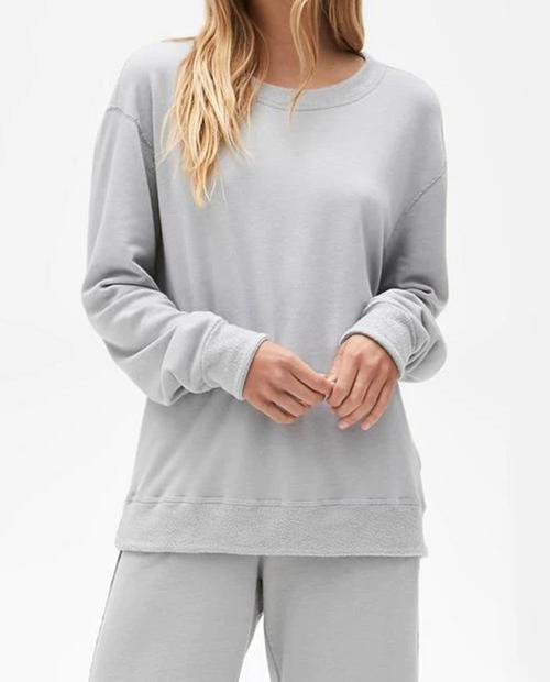 Womens Celeste Reversible Pullover