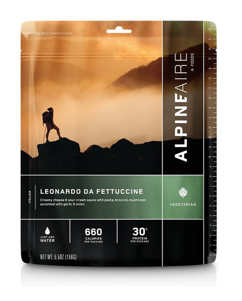 ALPINE AIRE FOODS Leonardo Da Fettuccine