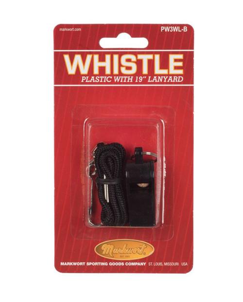MARKWORT Whistle With Lanyard