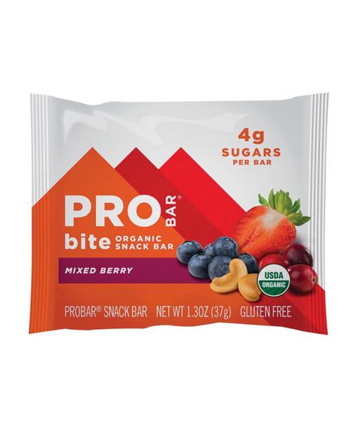 PROBAR Bite Mixed Berry Bar