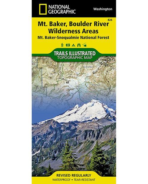 Mount Maker , Boulder River Wilderness Areas #826