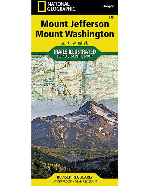 Mt Jefferson / Mt Washington #819