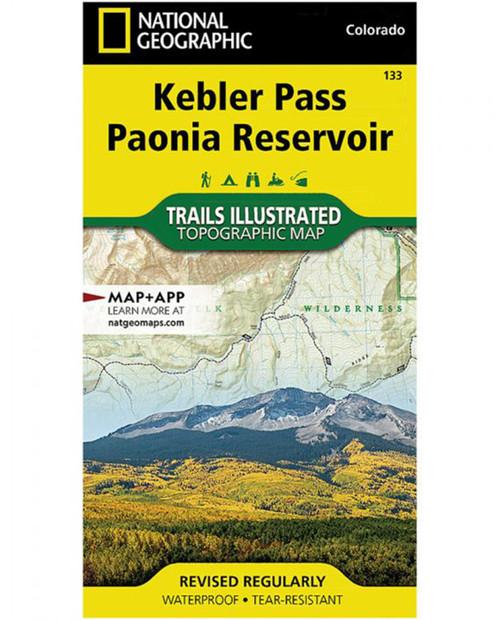 Kebler Pass -  Paonia Reservoir