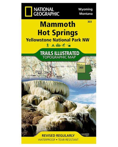 Mammoth Hot Springs Yellowstone #303
