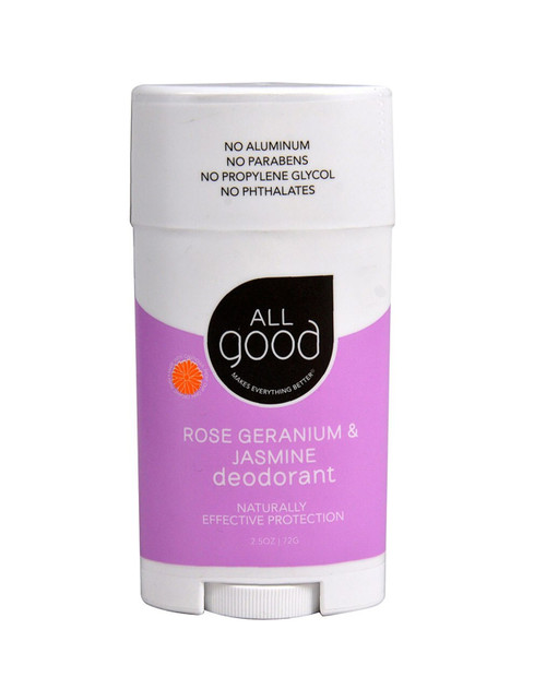 All Good Deodorant Rose/Jasmin