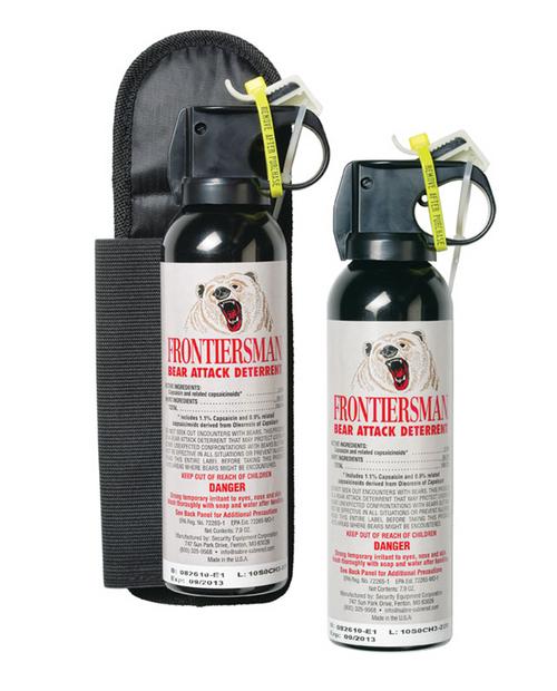 Bear Spray w/o Holster 7.9OZ