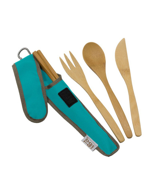 TOGOWARE Repeat Utensil Set - Agave