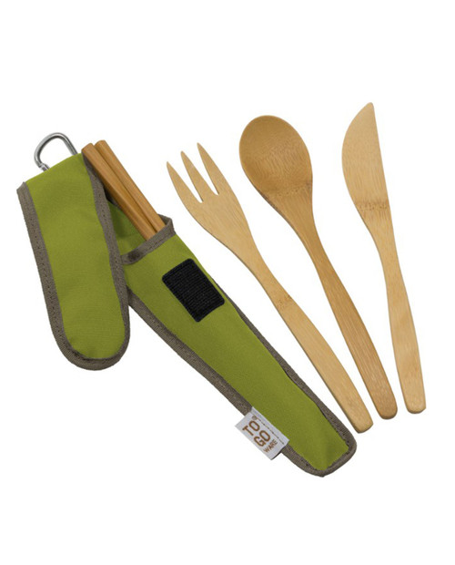 TOGOWARE Repeat Utensil Set - Avocado