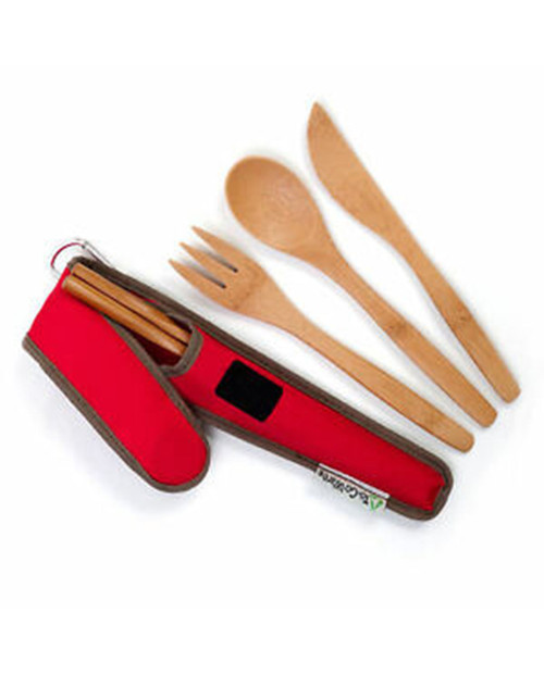 Repeat Utensil Set - Cayenne