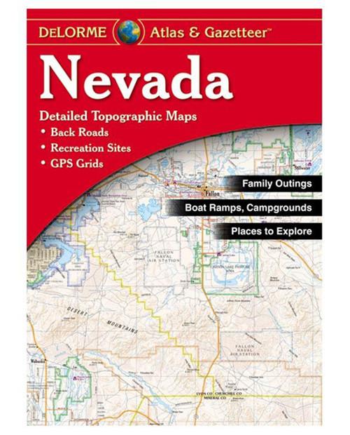 Nevada Atlas