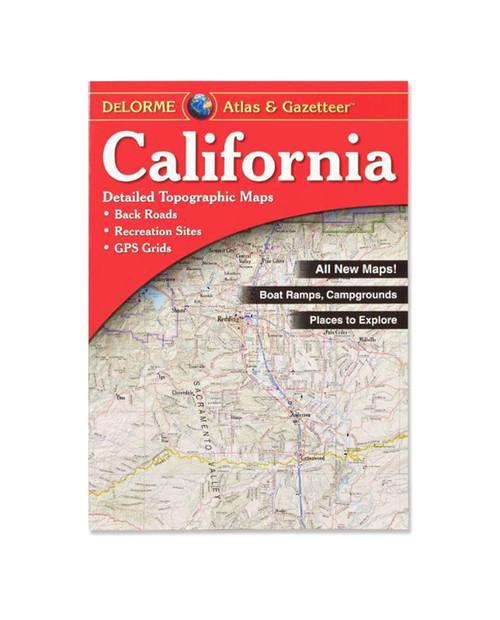 DELORME California Atlas