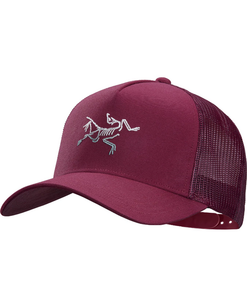 Polychrome Bird Trucker