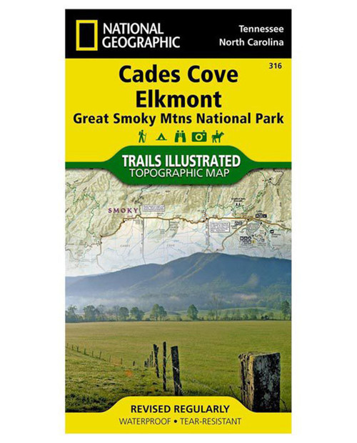 Cades Cove Elkmont Great Smoky Mountains National Park  #316