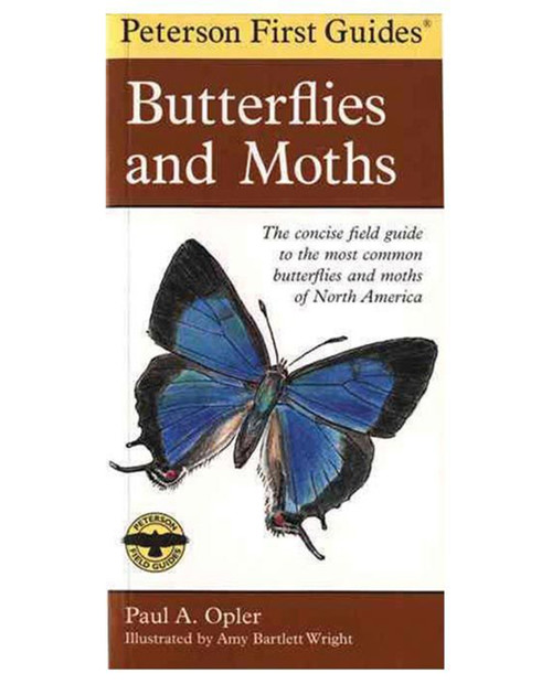 LIBERTY MOUNTAIN Peterson First Guide to Butterflies and Moths