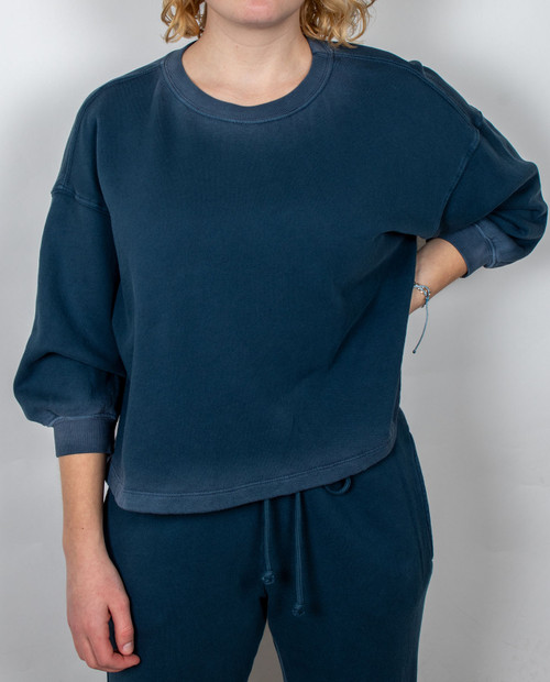 Womens Olivette Pullover Top