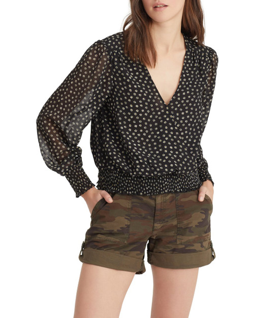 Womens Cafe Blouse