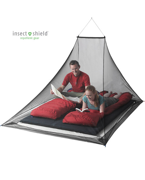 SEA TO SUMMIT Pyramid Net Double Insect Shield
