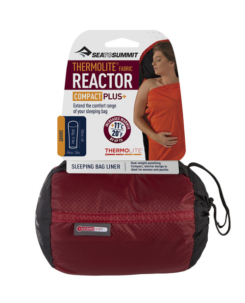 SEA TO SUMMIT Reactor Plus Compact Thermolite Liner