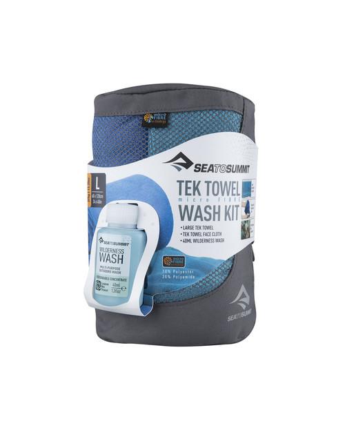Tek Towel Wash Kit Large