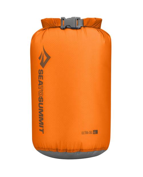 SEA TO SUMMIT Ultra Sil Dry Sack 4L in Orange