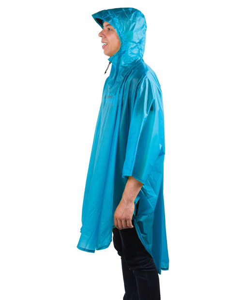 SEA TO SUMMIT Ultra-Sil Nano Poncho - Pacific Blue
