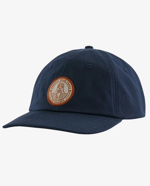 Peak Protector Badge Trad Cap