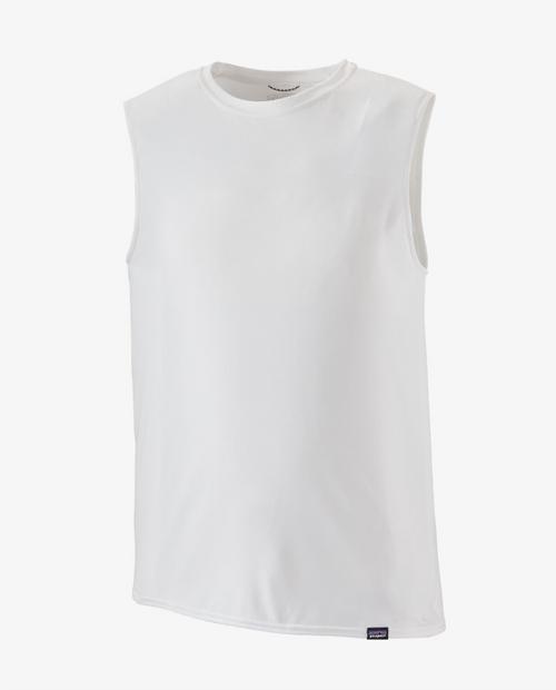 Mens Sleeveless Cap Cool Daily Shirt