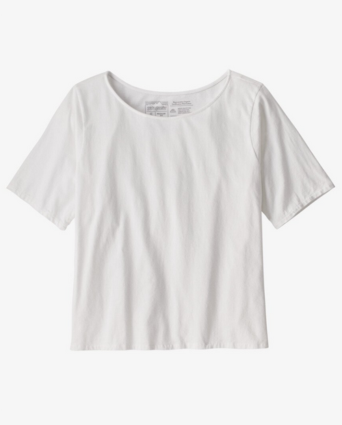 Womens Cotton in Conversion Tee