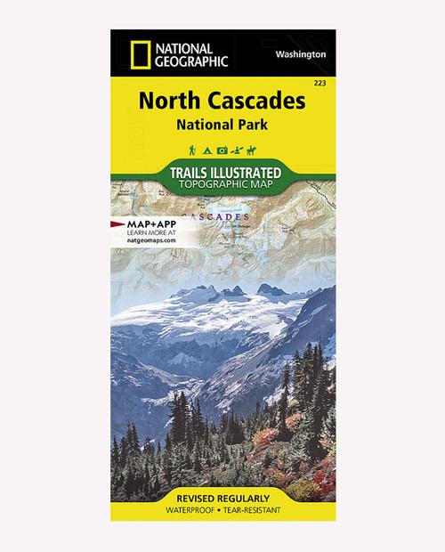 NATIONAL GEO MAPS North Cascades
