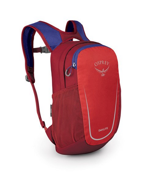 Daylite Youth Pack in Cosmic Red O/S