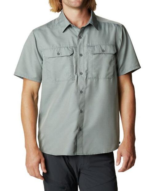 MOUNTAIN HARDWEAR Mens Canyon Short Sleeve Shirt