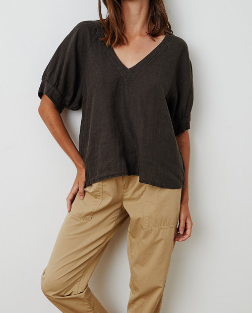 Womens Adley Pullover Top