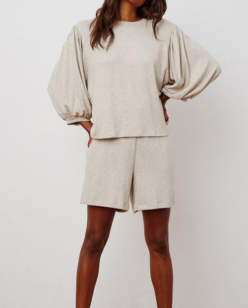 VELVET Womens Carlana 3/4 Sleeve Pullover