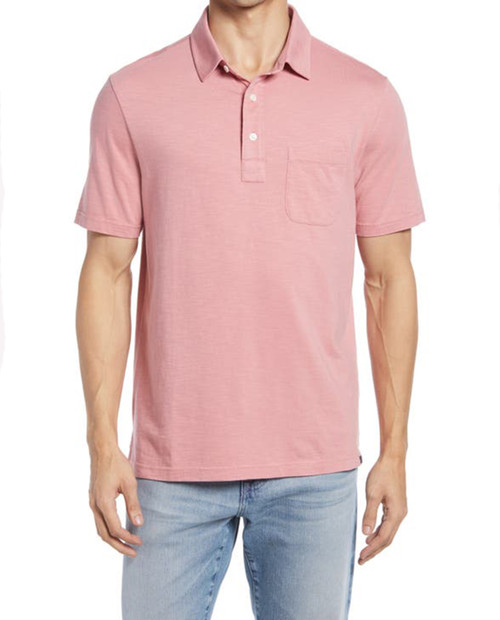 FAHERTY Mens Sunwashed Polo