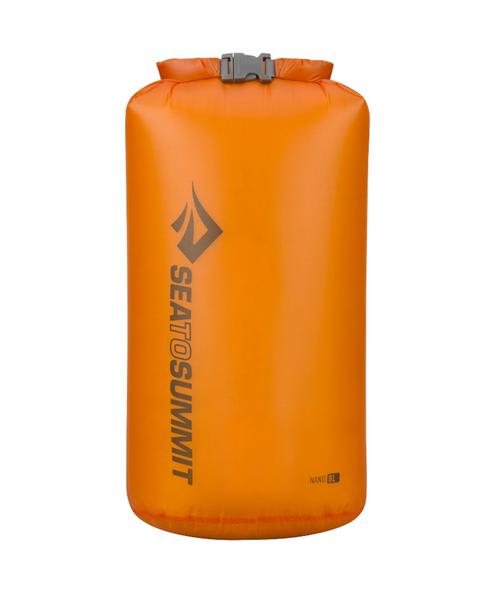 UltraSil NANO Dry Sack 8L in Orange