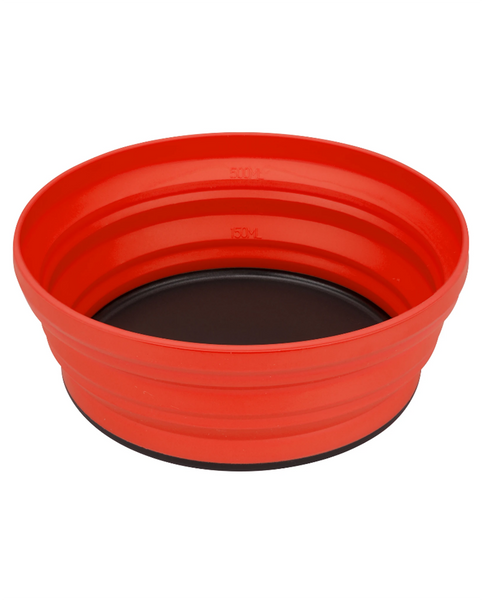 X Bowl in Red