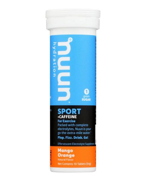 Nuun Energy Mango/Orange 10 Tabs