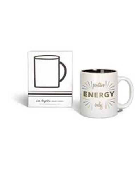 LATC Positive Energy Only Mug