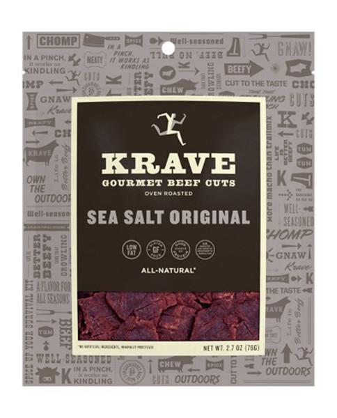 KRAVE Sea Salt Original