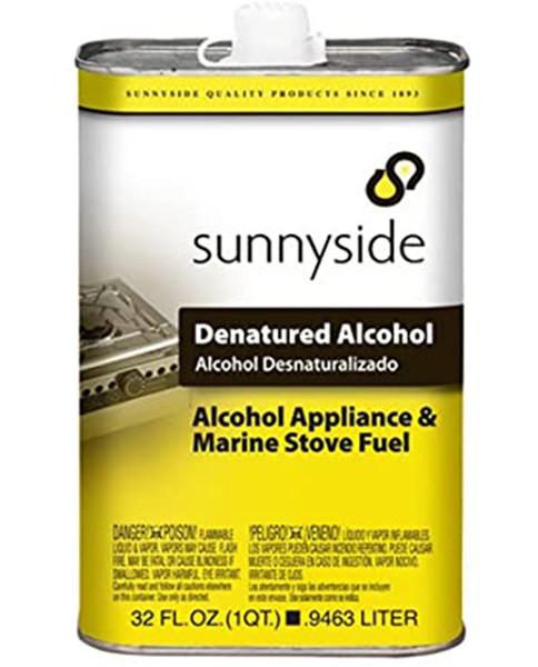 SUNNY SIDE Denatured Alcohol 1QT