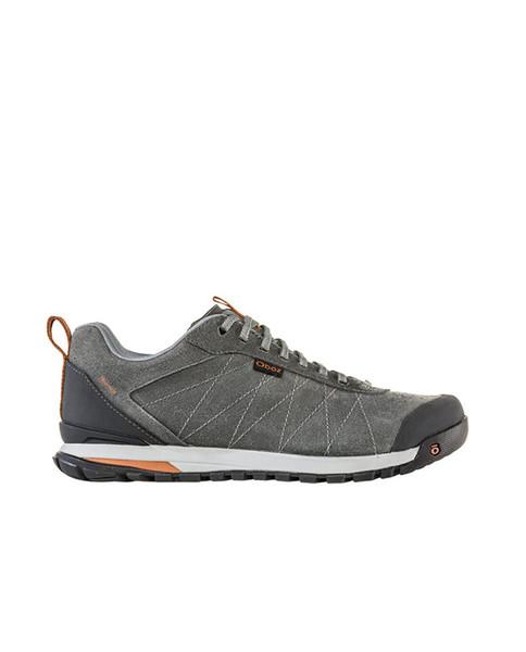 OBOZ FOOTWEAR Mens Bozeman Low Leather Medium